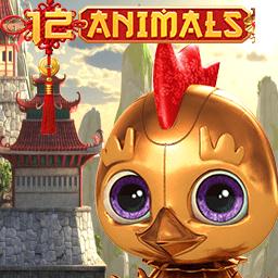 12 Animals Slot Game