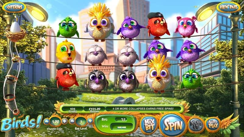 Birds Slots Machine