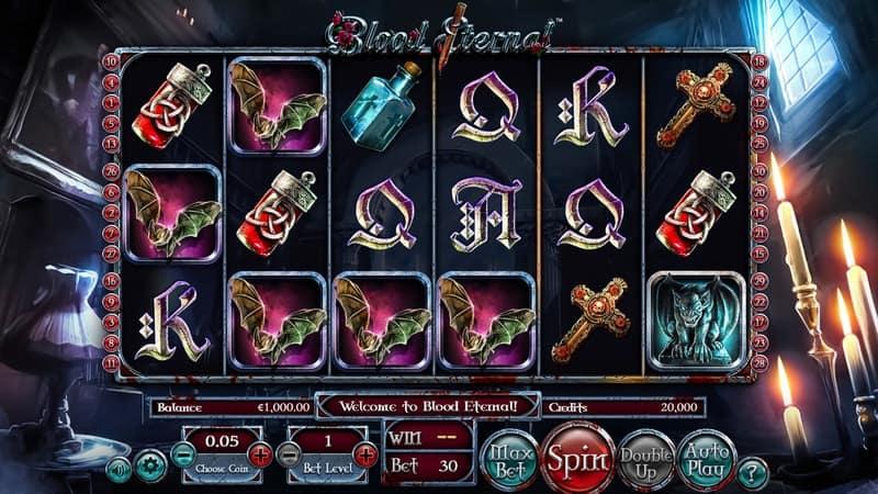 Blood Eternal Slots Machine