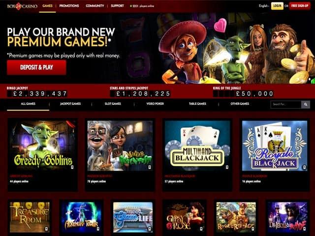 Box24 Casino Online
