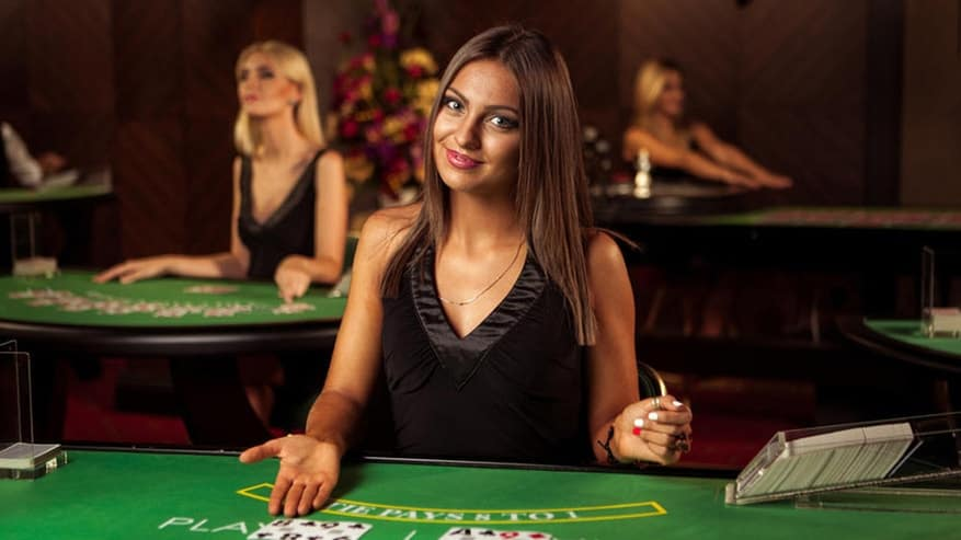 Evolution Gaming Live Dealer Casino Games