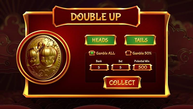 Fa Fa Twins Slot Machine Double Up