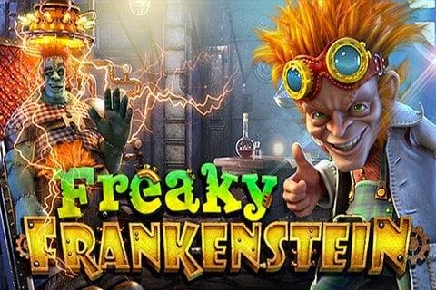 Freaky Frankenstein Slot Game