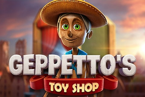 Geppetto's Toy Shop Slot Game