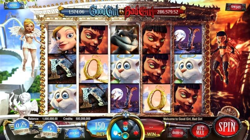 Good Girl Bad Girl Slot Machine Preview