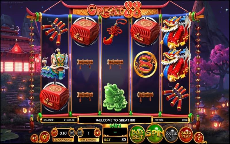 Great 88 Slot Machine