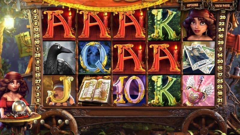 Gypsy Rose Slot Machine