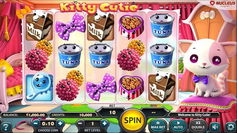 Kitty Cutie Slot