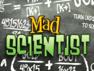 Mad Scientist Slot Machine