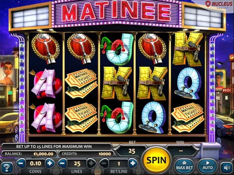 Matinee Slot