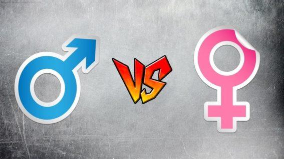 Men-vs-Women Casino Gambling