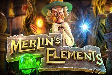 Merlin's Elements Slot Game