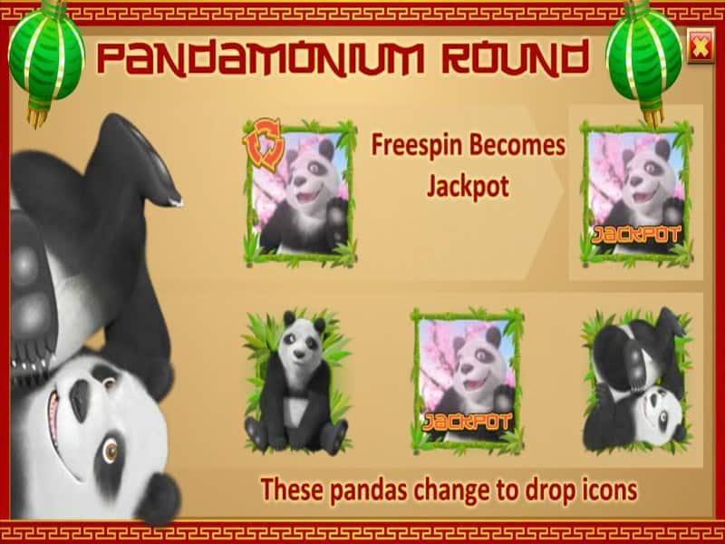 Panda Party Slot Screen4