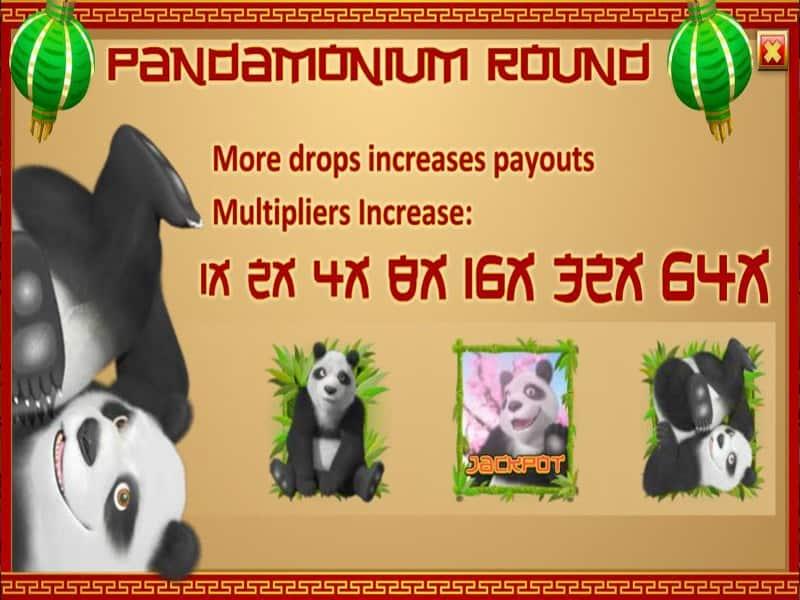 Panda Party Slot Screen5