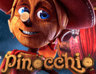 Pinocchio Slot Machine