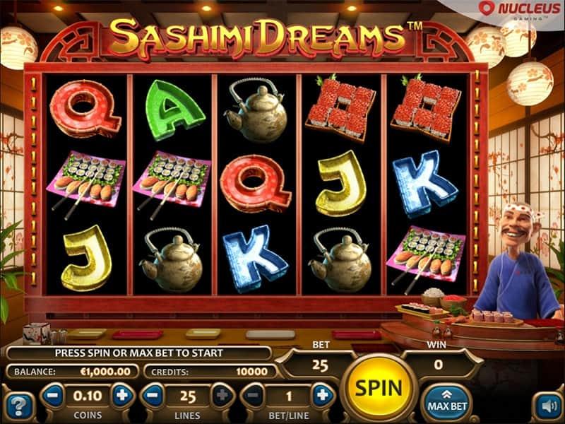 Sashimi Dreams Slot