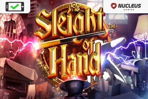 Sleight of Hand Slot Free Game