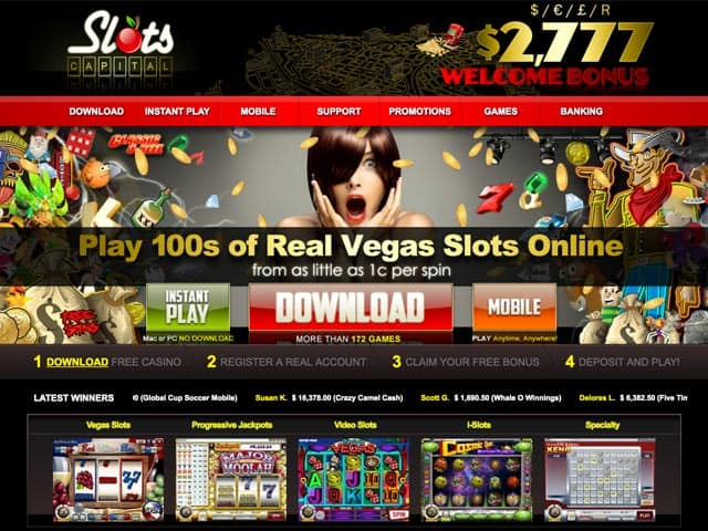 Slots Capital Casino Online