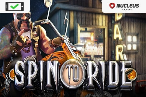 Spin To Ride Slot Free Game