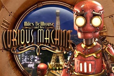 The Curious Machine Slot Game
