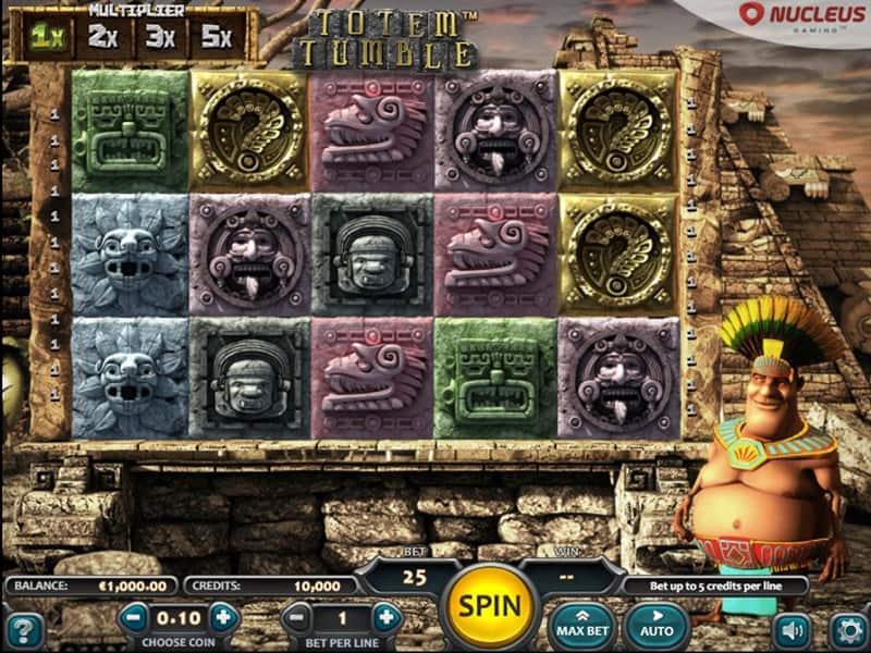 Totem Tumble Slot