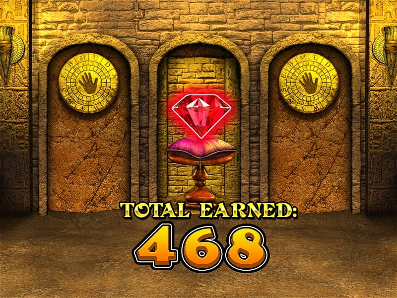 Treasure Room Slot Machine Bonus Round