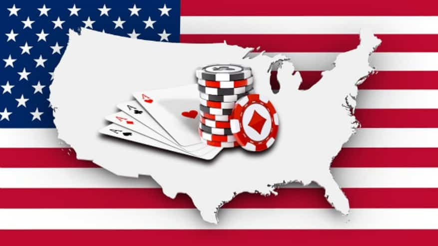 USA States Push Legal Online Gambling in 2018