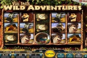 Van Pelts Wild Adventures Slot