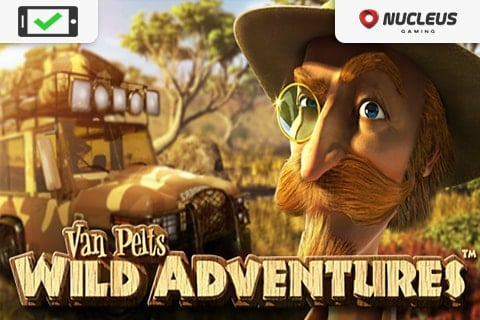 Van Pelts Wild Adventures Slot Free Game