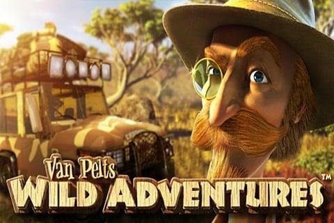 Van Pelts Wild Adventures Slot Game