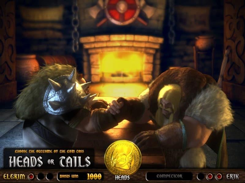 Viking Age Slot Machine Bonus Round